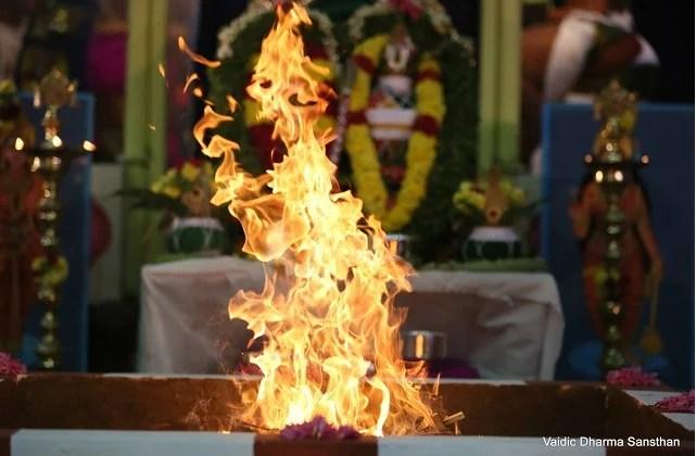 Pujas & Homa – Vaidic Dharma Sansthan