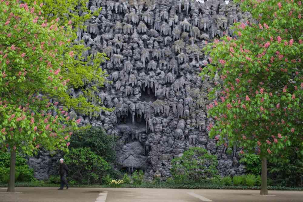 5 parcs et jardins visiter prague vai en vadrouille for Jardin wallenstein