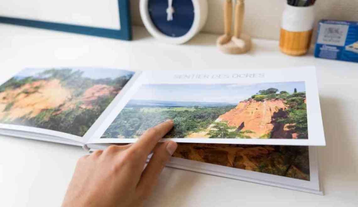 Test : les livres photo de Saal Digital