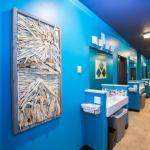 Beautiful Hostel Bathrooms