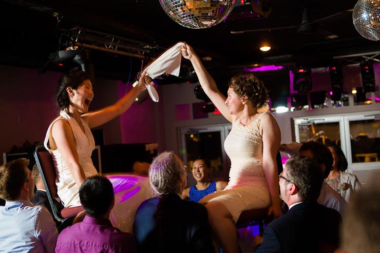 Fucci's Photos, Vail Fucci, Crown and Anchor, Province Town, Lesbian Wedding, Same Sex Wedding