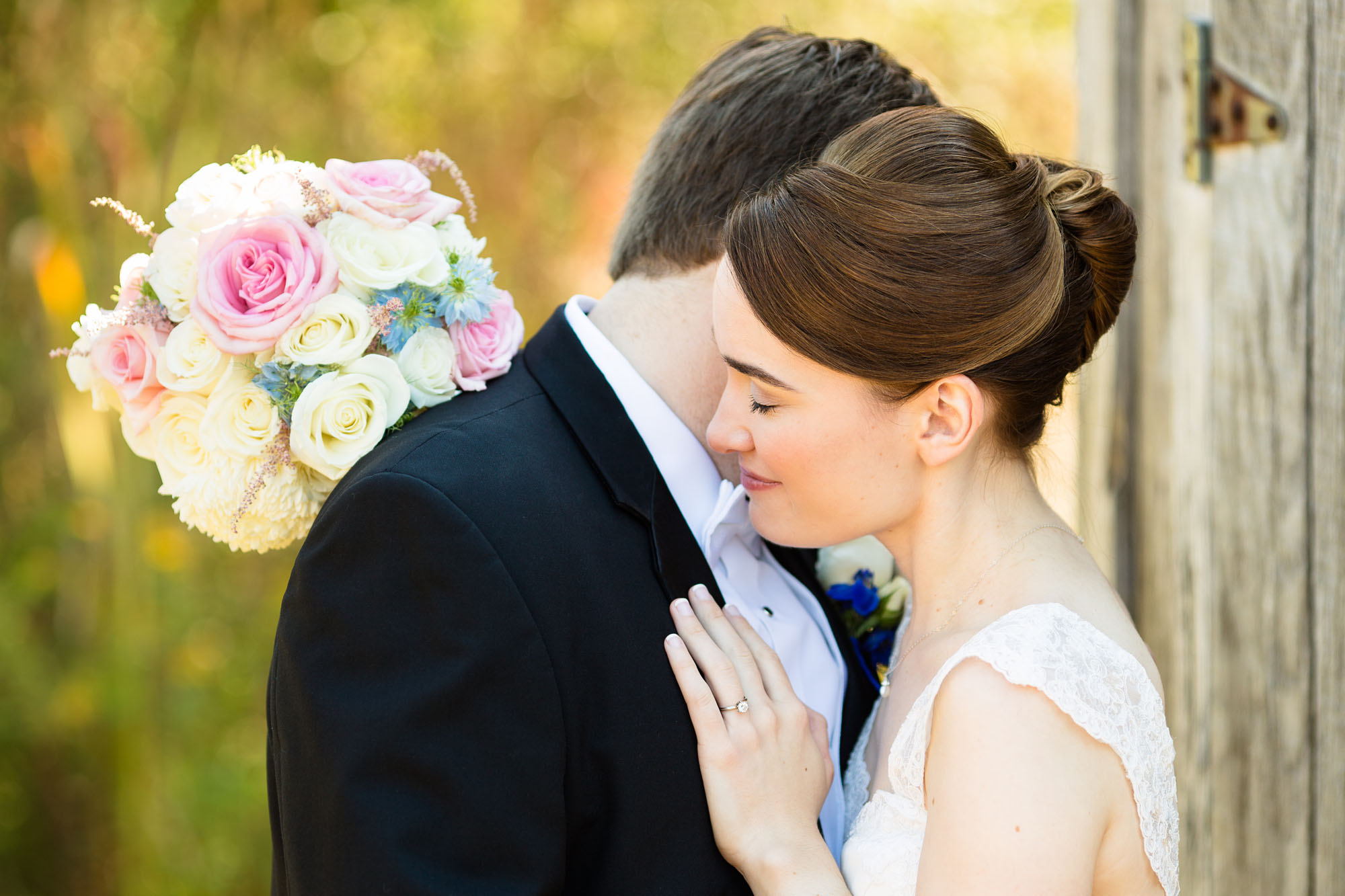A photographer's dream wedding: Lara and Matt's Wedding at the Barker Tavern