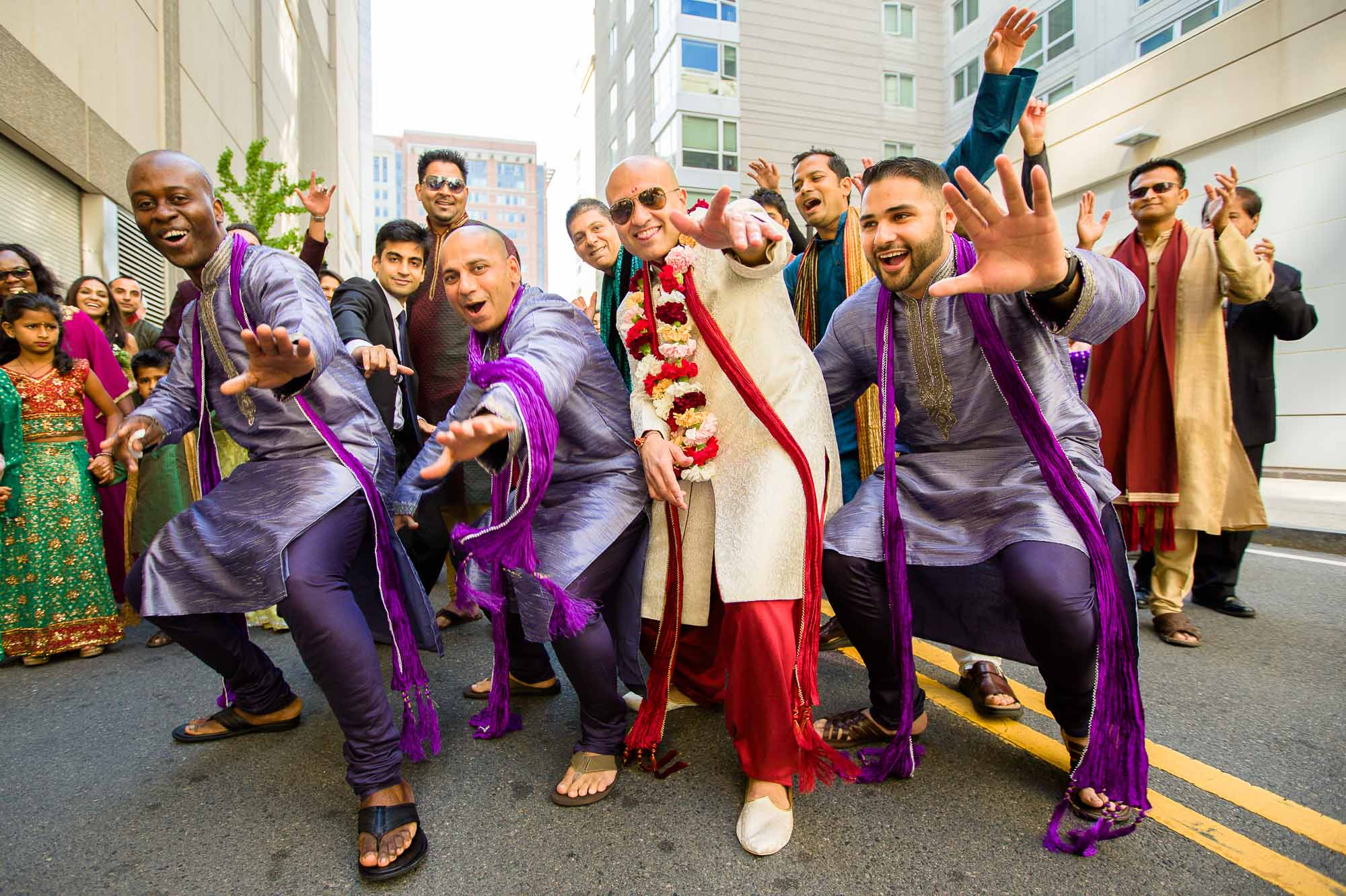 Multicultural Blended Bliss: Devorah and Ash's Wedding at the Renaissance Boston Waterfront Hotel