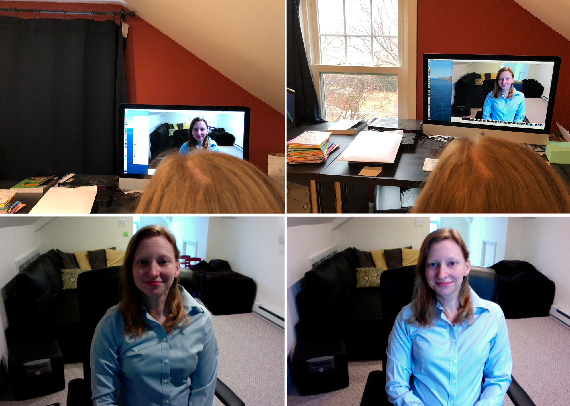 How To Look and Sound Your Best on a Video Conference Call in 5 Minutes or Less