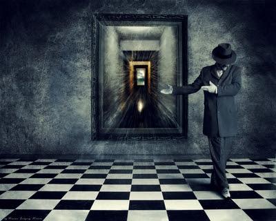 Infinite mirrors
