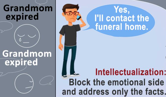 intellectualization