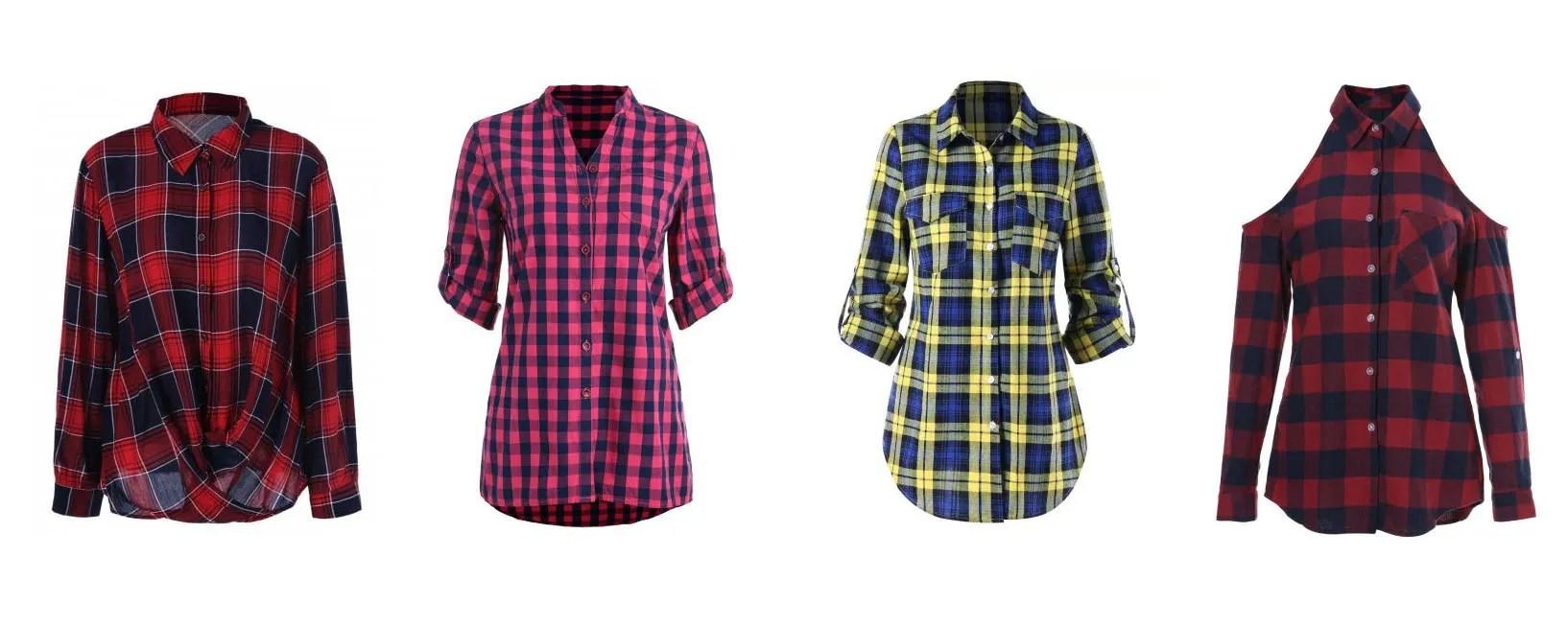 Camisa xadrez na Festa Junina - Rosegal