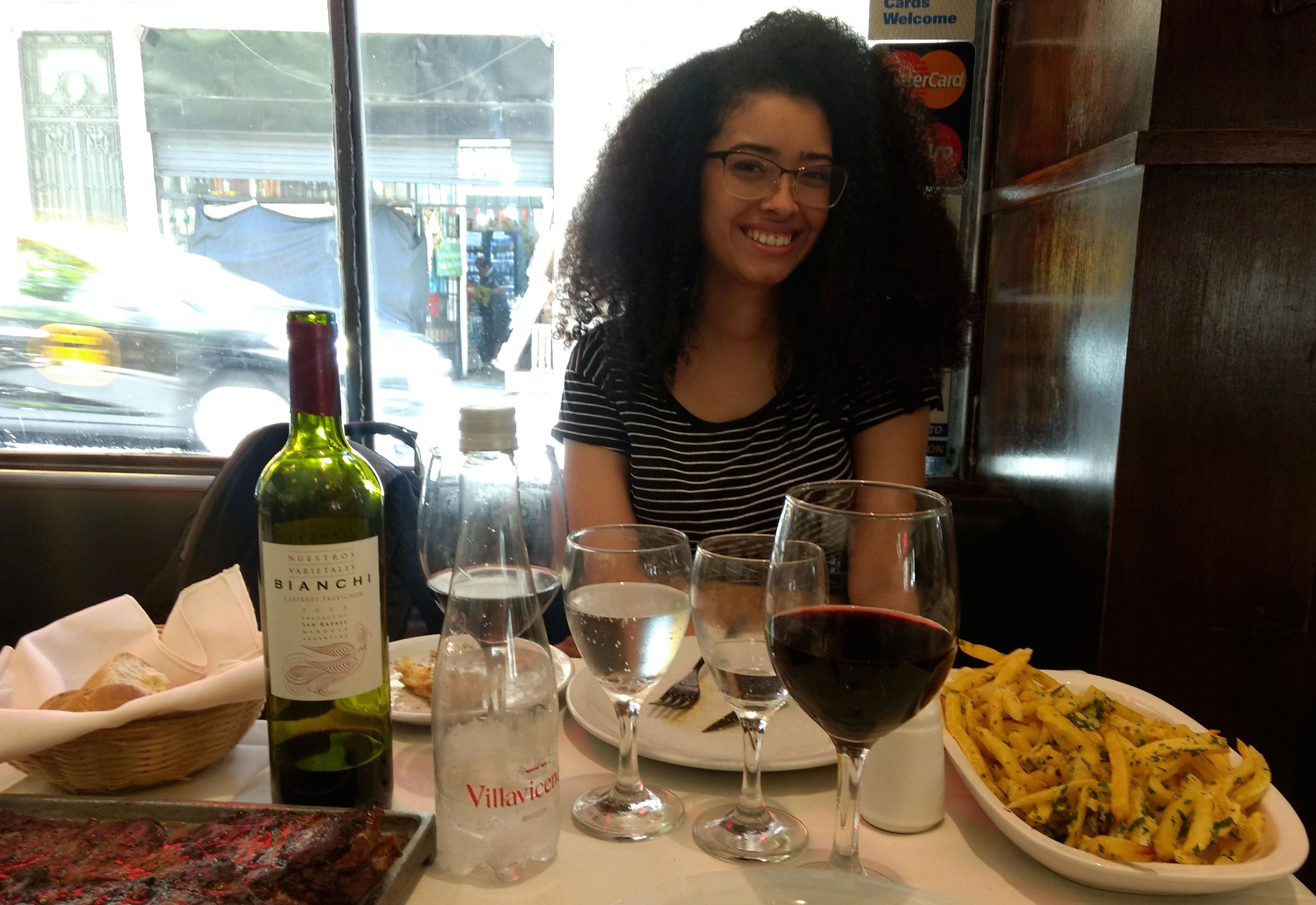 Almoço Acessível em Buenos Aires - Restaurante Gran Parrilla del Plata