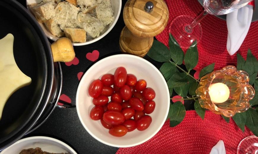 Jantar Fácil para o Dia dos Namorados