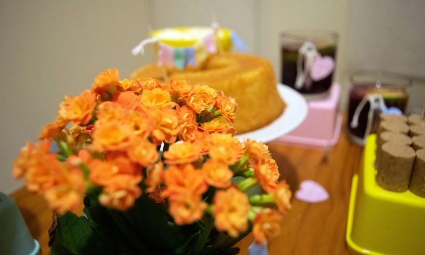 Decoração de Festa Junina feita em Casa