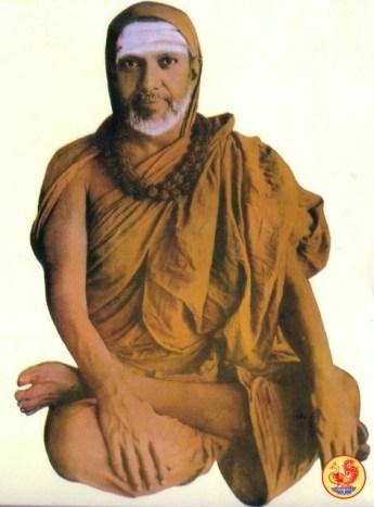 Jagadguru Sacchidananda Shivabhinava Nrisimha Bharati