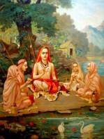 5.Sri Adi Shankaracharya 8th Century -Gave Priciples of Advaita Vedanta