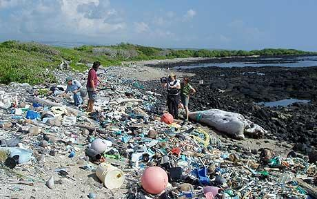 Say no to plastic!