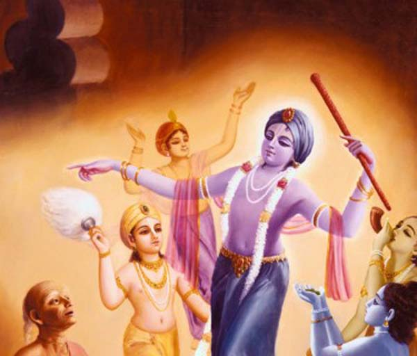 The Divine Pastimes of Sri Nityananda Prabhu