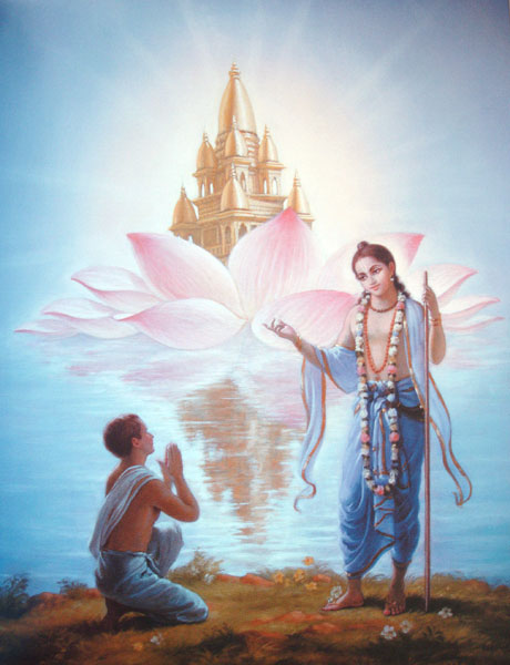 The Appearance Day of Sri Nityananda Prabhu