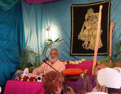 Srimad Bhaktivedanta Narayana Gosvami Appearance day