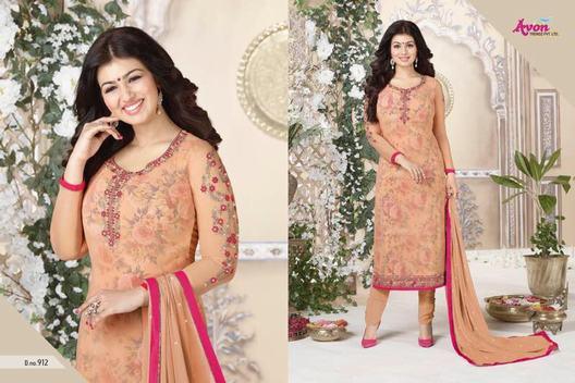 avon-aarohi-vol.-13-georgette-fabric-plazzo-bottom-salwar-kameez-1