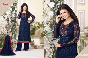 avon-aarohi-vol.-13-georgette-fabric-plazzo-bottom-salwar-kameez-7