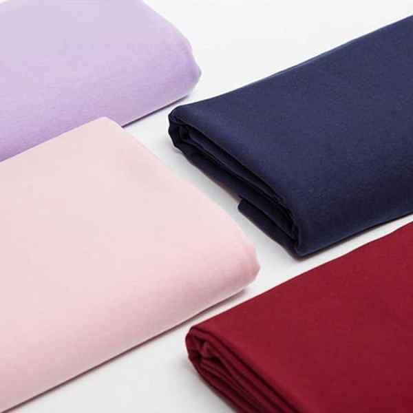 Vải thun Rib cotton