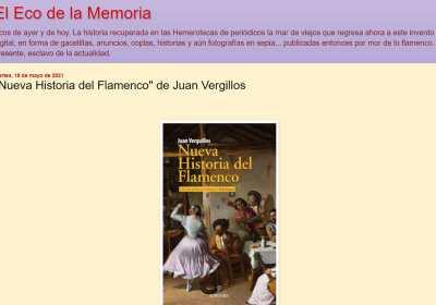 Reseña en la revista 'El eco de la memoria'