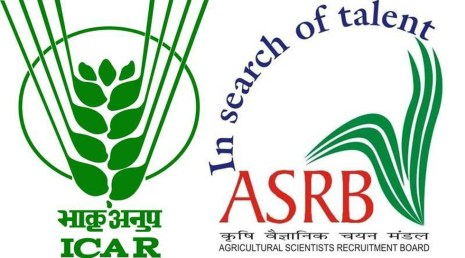 ASRB Recruitment 2021 | Agriculture Scientist Vacancy | WeJobStation