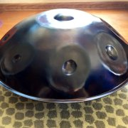 Ваджрафон Нептун. Премиум-класс, изготовленный из сплава титана и нержавеющей стали
