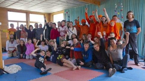 Тоталитарная секта Ананда Марга в России