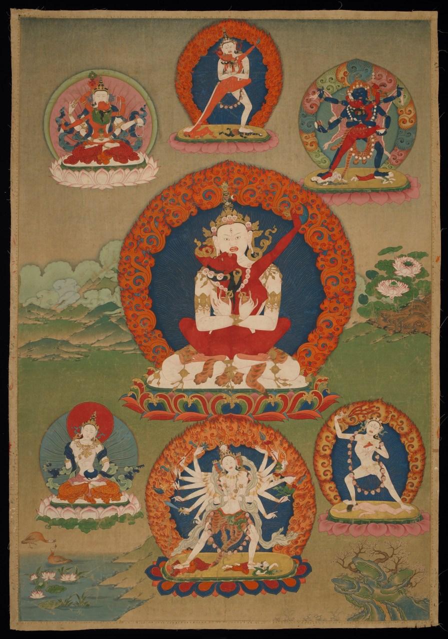 Тантра Чакрасамвары