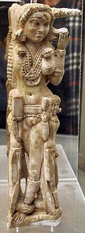 Майтхуна и поклонение лону