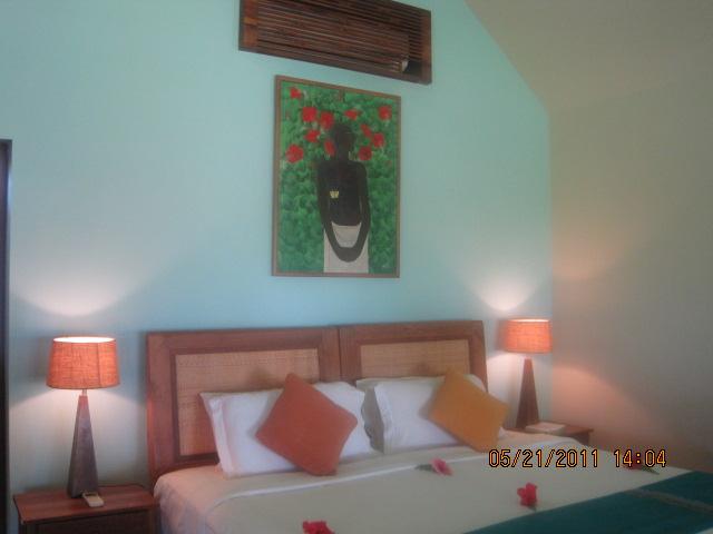 inside view of resort
