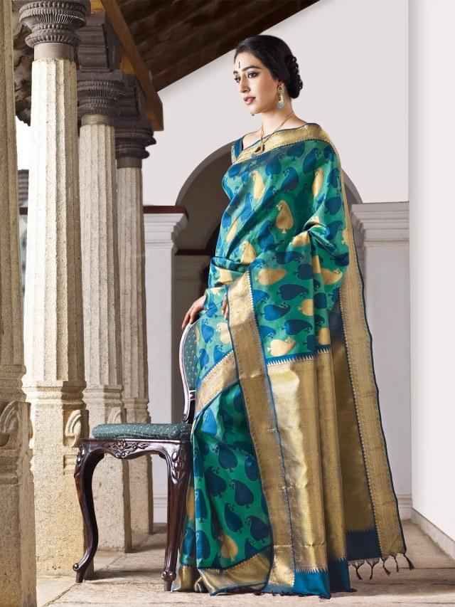 Kanjeewaram silks