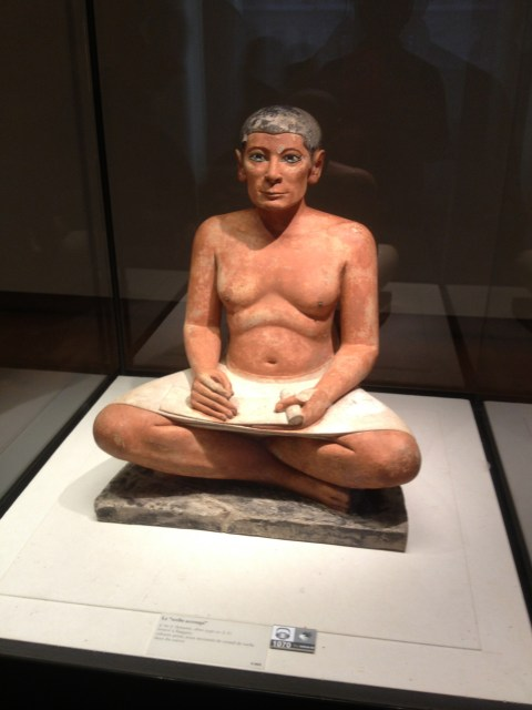 Scribe - Egypt 4000 Years Old