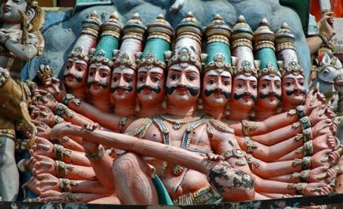 4040-Ravana-Ten-headed-King