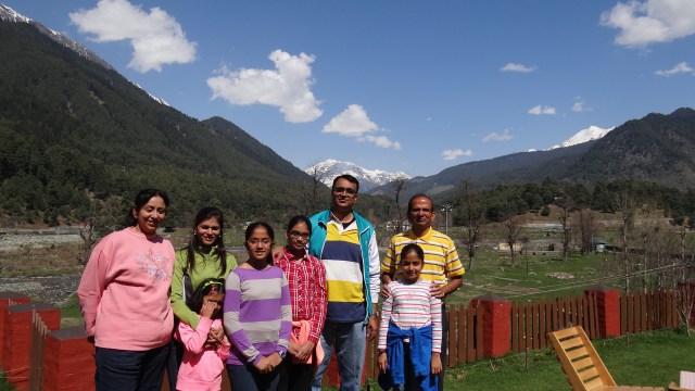 wonderful trip to Kashmir