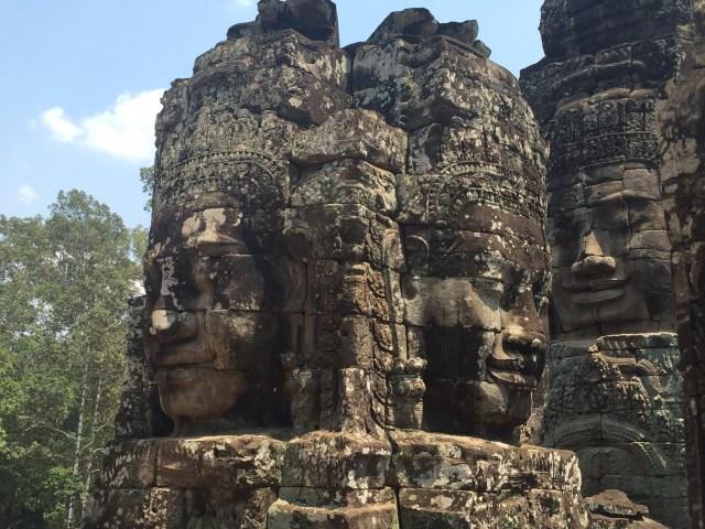 Angkor Thom Cluster