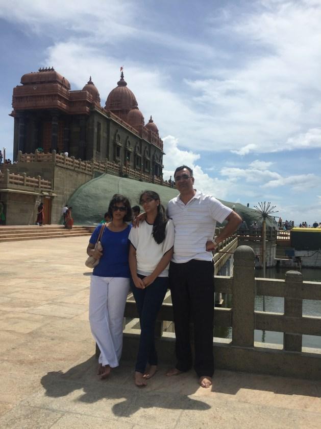Suchindram temple