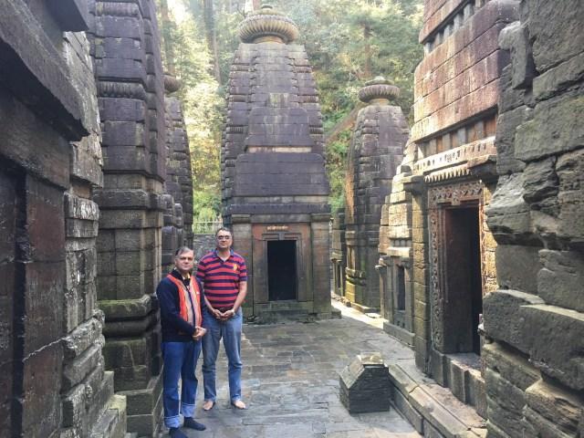 beautiful temples in Jageshwar