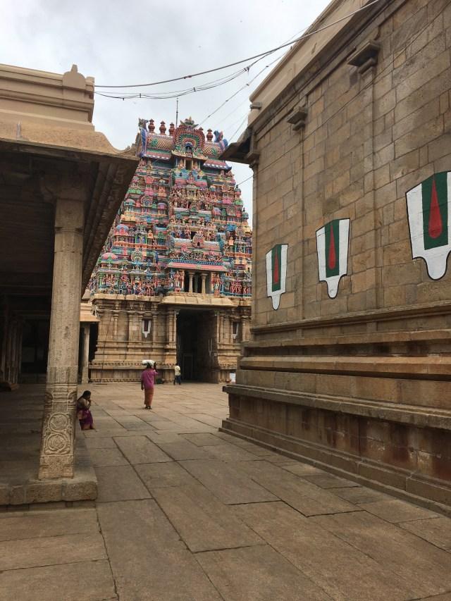Padmanabhaswami temple in Trivandrum.