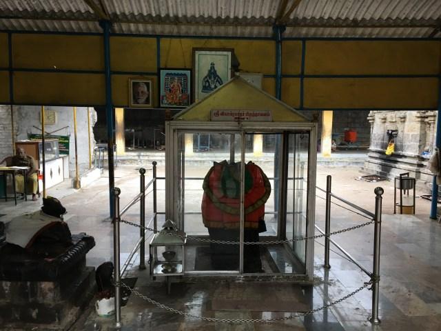 Jivasamadhi of Sri.Vyagrapada