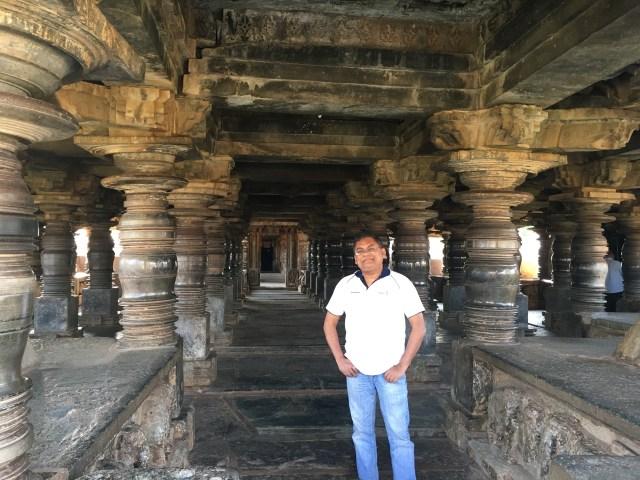 Veeranarayana Temple at Belvadi.