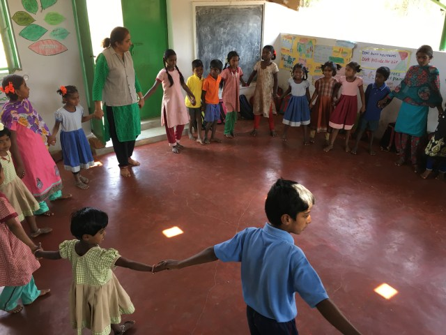 Satsang rural school