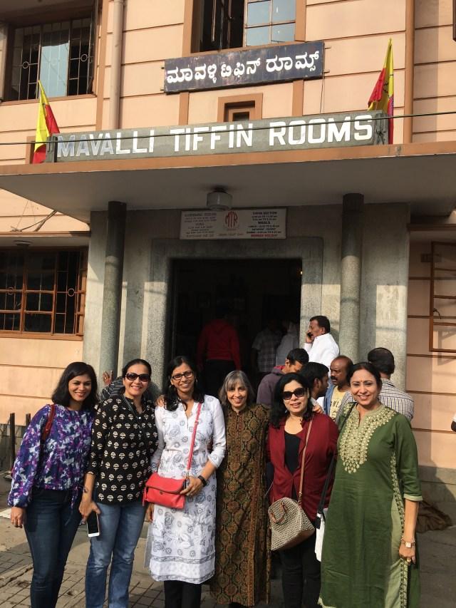 Mavalli Tiffin Room Bangalore