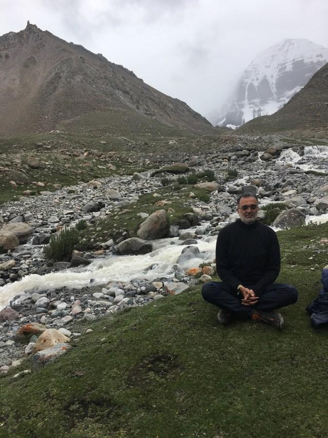 Kailash Mansarovar,