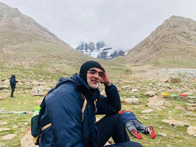 Kailash Mansarovar