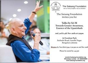 satsang foundation
