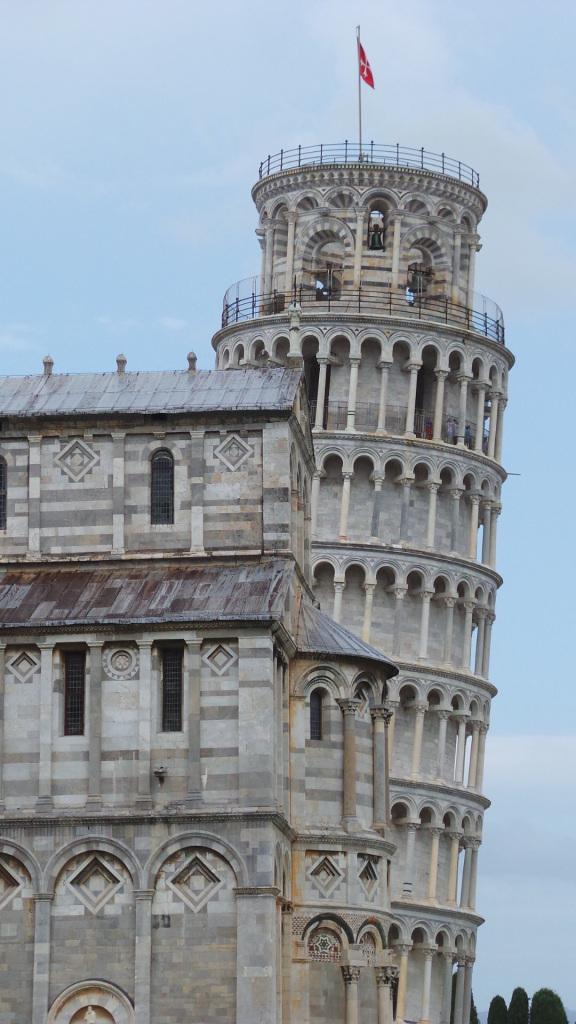 Toren van Pisa, Pisa, Schede Toren, Campo dei Miracoli