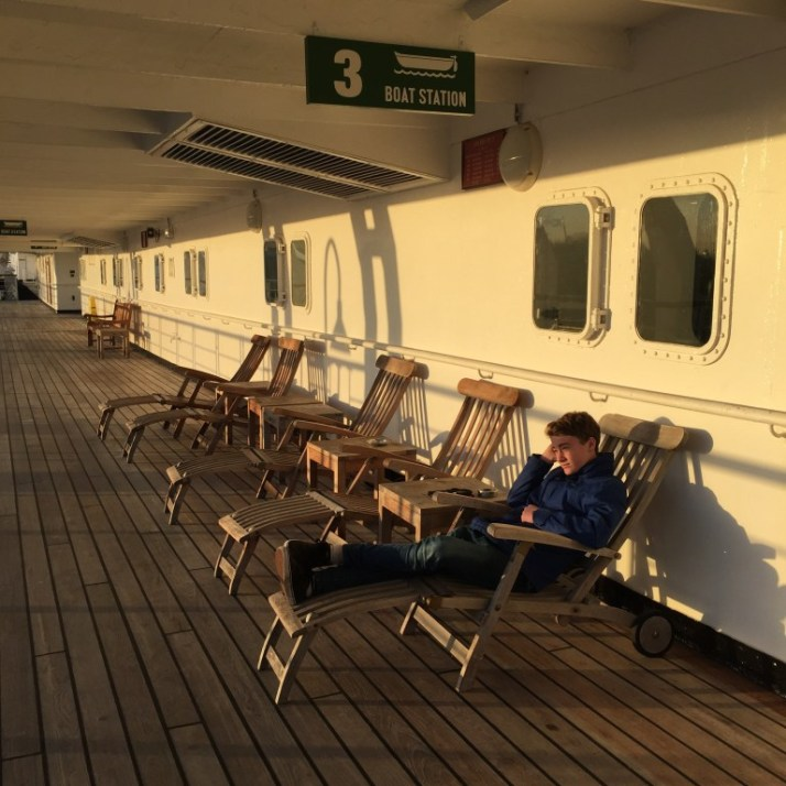 SS Rotterdam, Parkhotel, Citytrip Rotterdam