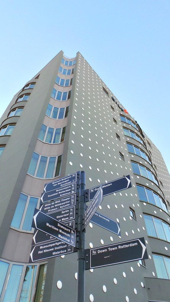 Rotterdam, citytrip, Parkhotel