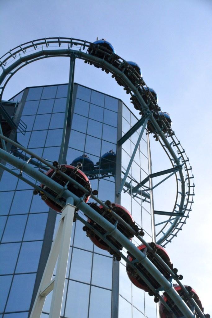 Europapark, Attractiepark