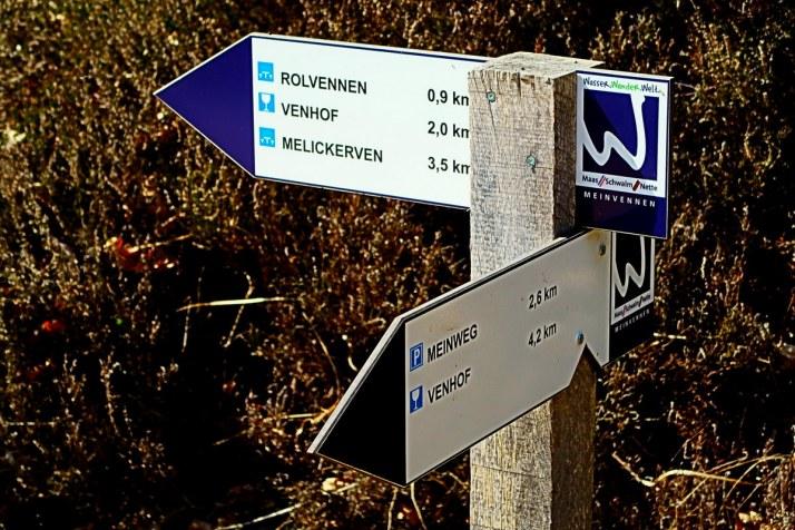 Meinweg, vakantaseren, Limburg